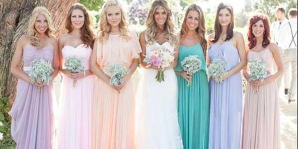 Платья для сестры на свадьбу брата от