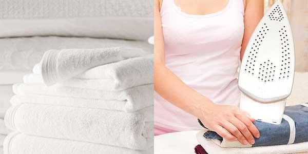 Белое белье, правило ухода