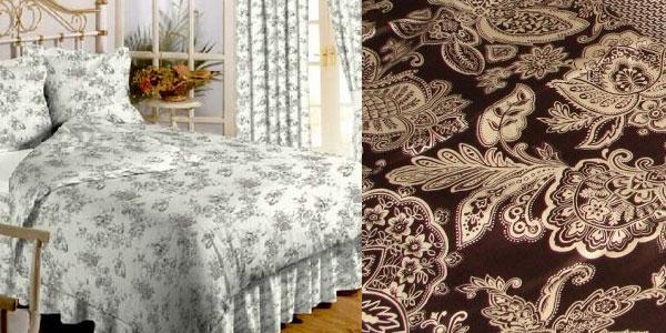 Натуральный текстиль мако сатин