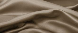 Ткань сатен