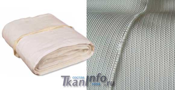 Натуральная и синтетическая техническая ткань