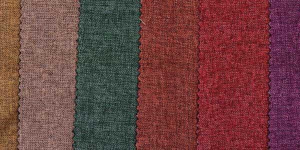 Изображение меланжевых полотен