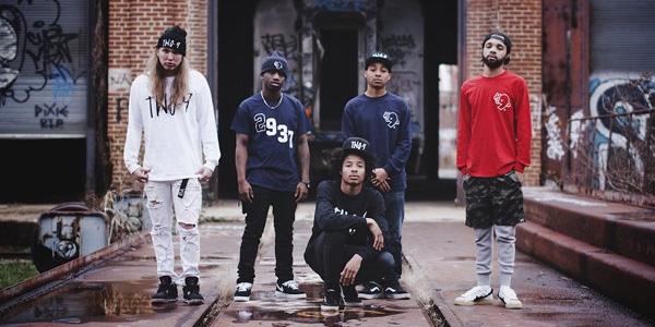 Хип-хоп группа Two9