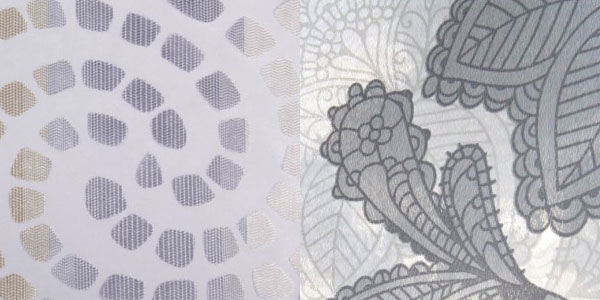 Два вида ткани деворе