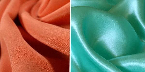 Шелковая ткань
